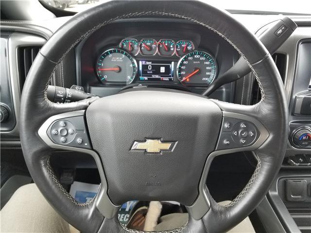 2018 Chevrolet Silverado 3500HD LTZ (Stk: ) in Kemptville - Image 9 of 26