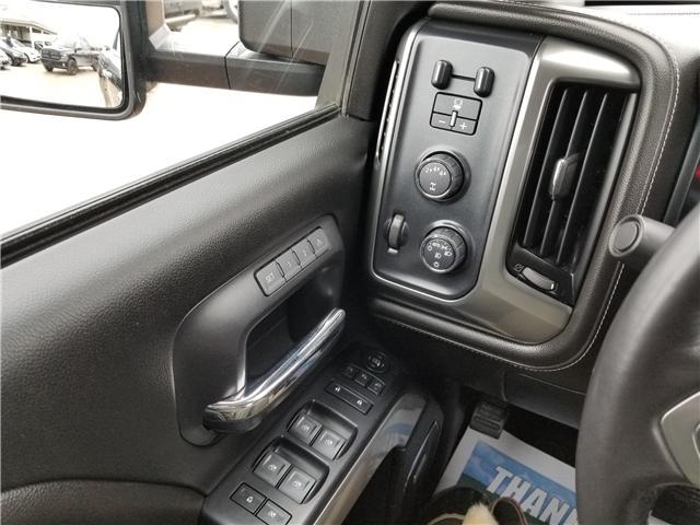 2018 Chevrolet Silverado 3500HD LTZ (Stk: ) in Kemptville - Image 8 of 26