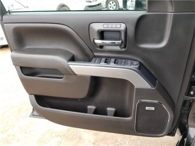 2018 Chevrolet Silverado 3500HD LTZ (Stk: ) in Kemptville - Image 17 of 26
