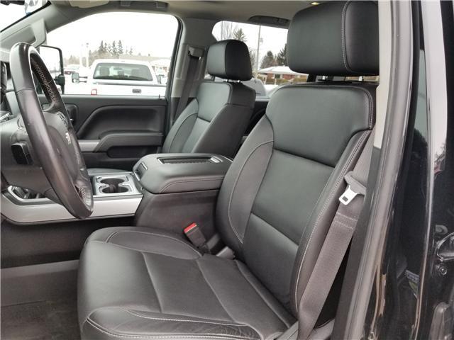 2018 Chevrolet Silverado 3500HD LTZ (Stk: ) in Kemptville - Image 14 of 26