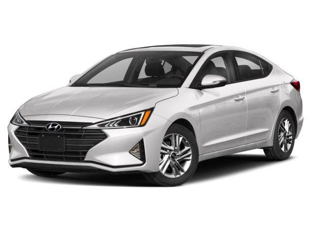 2019 Hyundai Elantra Preferred (Stk: 19096) in Ajax - Image 1 of 9