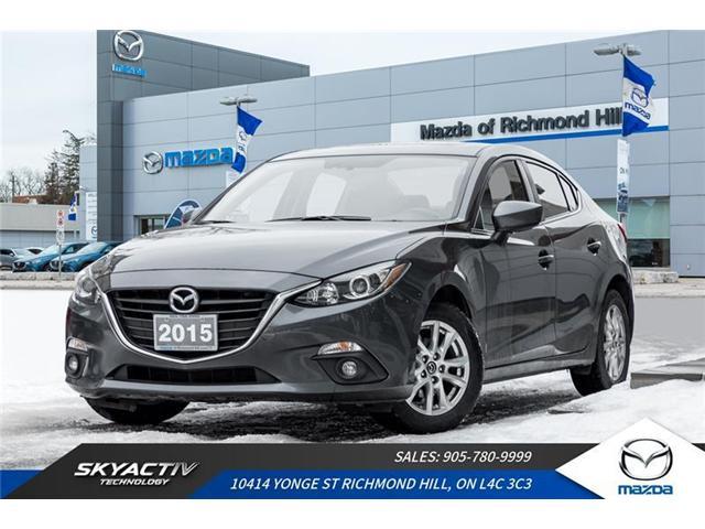 2015 Mazda Mazda3 GS (Stk: P0356) in Richmond Hill - Image 1 of 21
