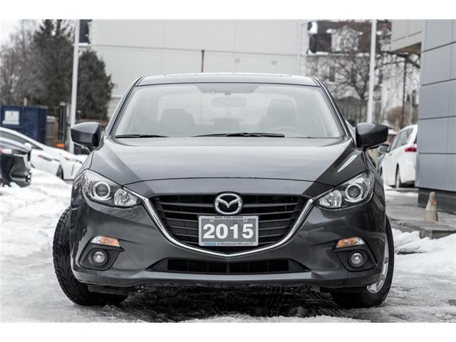 2015 Mazda Mazda3 GS (Stk: P0356) in Richmond Hill - Image 2 of 21