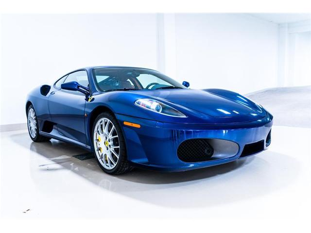 2008 Ferrari F430 Berlinetta F1 (Stk: UC1454) in Calgary - Image 1 of 22