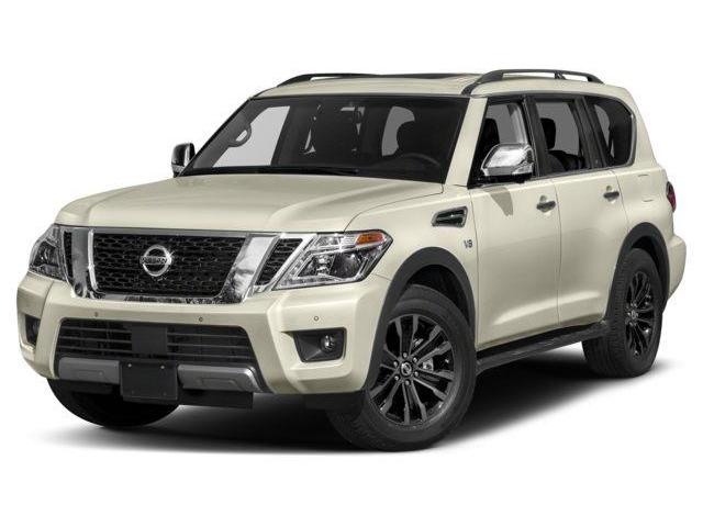 2019 Nissan Armada Platinum (Stk: K9582109) in Bowmanville - Image 1 of 9