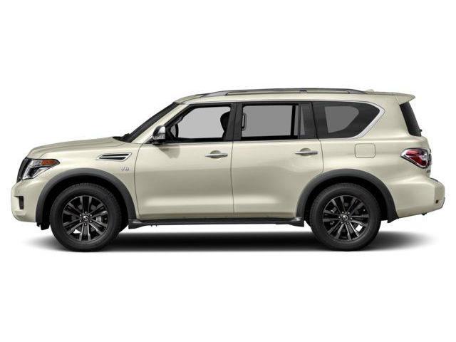 2019 Nissan Armada Platinum (Stk: K9582109) in Bowmanville - Image 2 of 9
