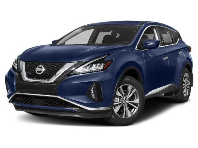2019 Nissan Murano Platinum (Stk: KN104554) in Bowmanville - Image 1 of 8