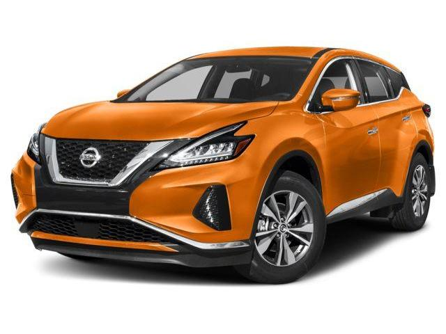 2019 Nissan Murano SL (Stk: KN108636) in Bowmanville - Image 1 of 8