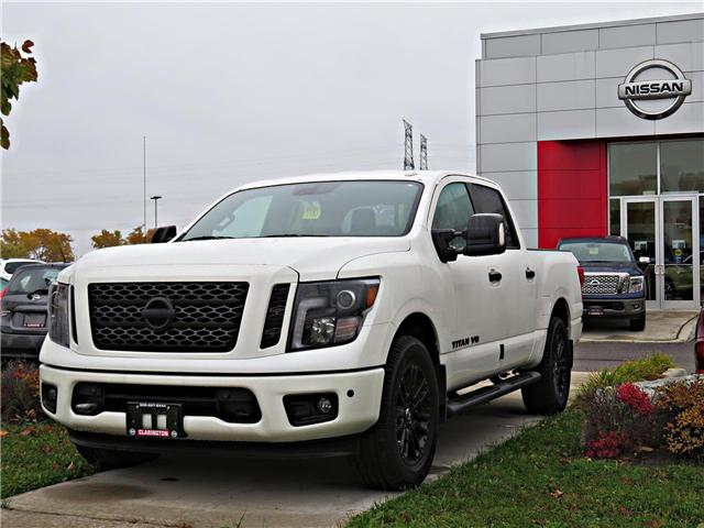 2018 Nissan Titan SV Midnight Edition (Stk: 1182) in Bowmanville - Image 1 of 15