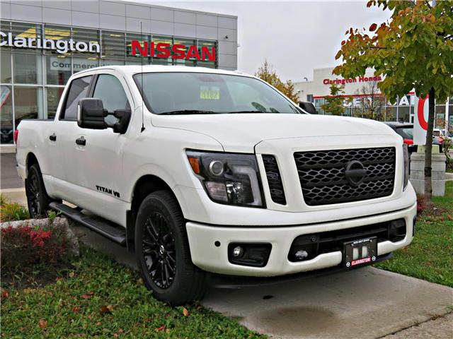 2018 Nissan Titan SV Midnight Edition (Stk: 1182) in Bowmanville - Image 3 of 15