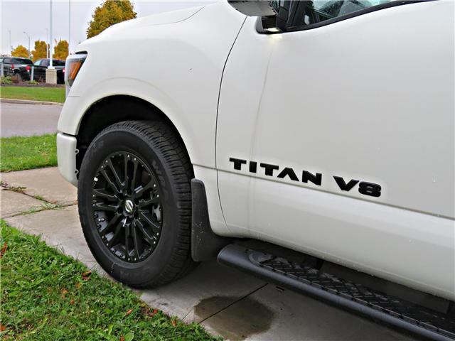 2018 Nissan Titan SV Midnight Edition (Stk: 1182) in Bowmanville - Image 12 of 15