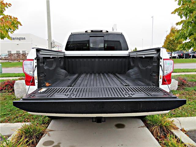 2018 Nissan Titan SV Midnight Edition (Stk: 1182) in Bowmanville - Image 13 of 15