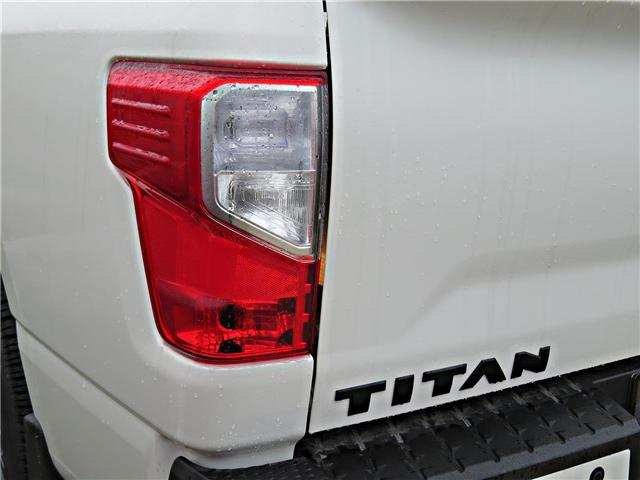 2018 Nissan Titan SV Midnight Edition (Stk: 1182) in Bowmanville - Image 15 of 15
