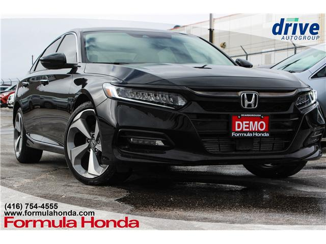 2018 Honda Accord Touring (Stk: 18-0728D) in Scarborough - Image 1 of 30