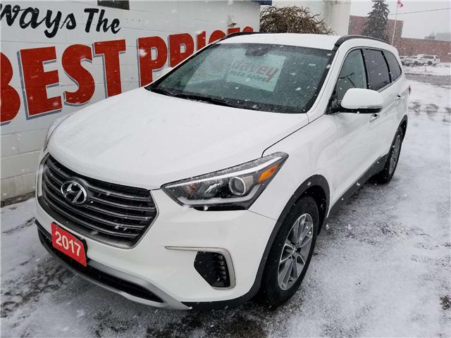 2017 Hyundai Santa Fe XL Limited (Stk: 19-086) in Oshawa - Image 1 of 15