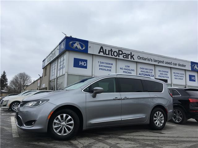 2018 Chrysler Pacifica Touring-L Plus (Stk: 18-05971) in Brampton - Image 1 of 29