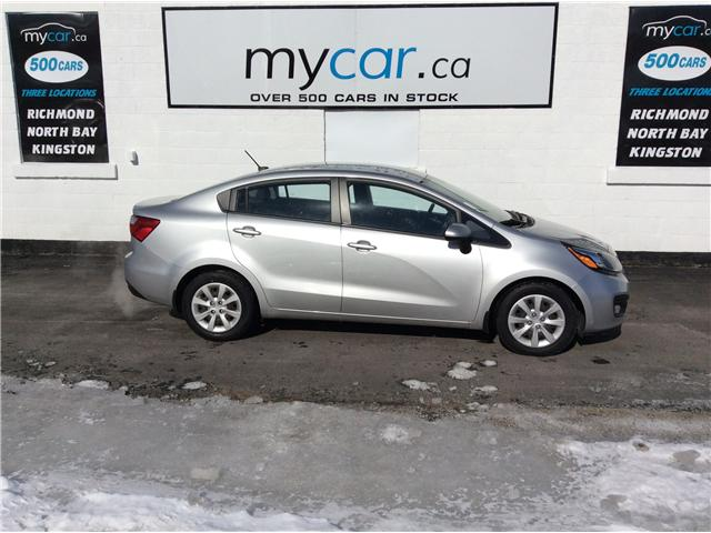 2013 Kia Rio LX+ (Stk: 182090) in Kingston - Image 2 of 19