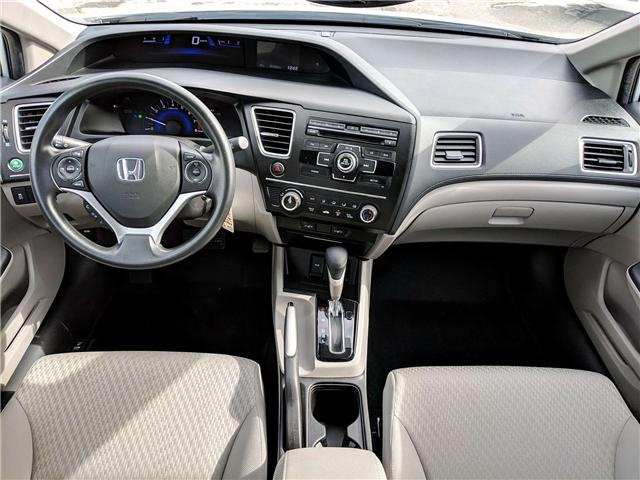 2015 Honda Civic LX (Stk: K7564A) in Peterborough - Image 15 of 22
