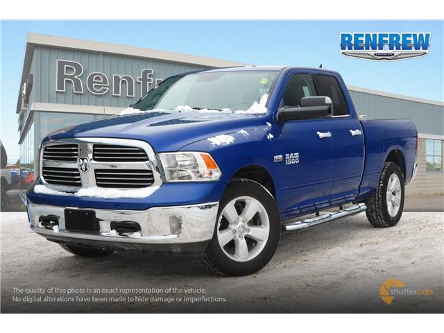 2018 RAM 1500 SLT (Stk: J108A) in Renfrew - Image 2 of 20