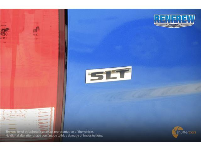 2018 RAM 1500 SLT (Stk: J108A) in Renfrew - Image 5 of 20
