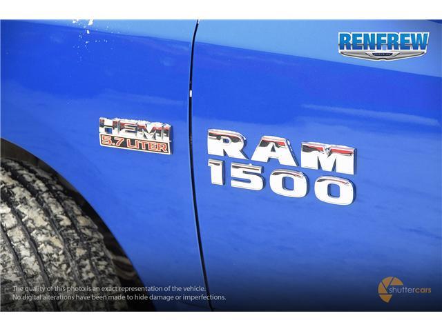 2018 RAM 1500 SLT (Stk: J108A) in Renfrew - Image 8 of 20