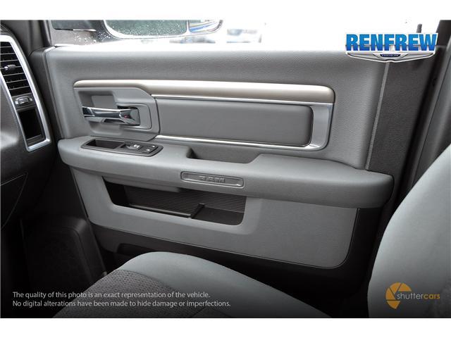 2018 RAM 1500 SLT (Stk: J108A) in Renfrew - Image 18 of 20
