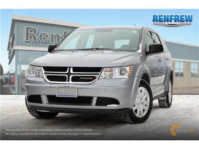 2016 Dodge Journey CVP/SE Plus (Stk: J216A) in Renfrew - Image 1 of 20