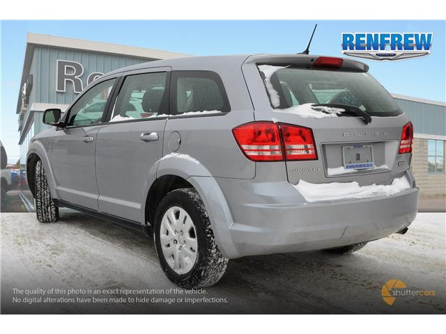 2016 Dodge Journey CVP/SE Plus (Stk: J216A) in Renfrew - Image 4 of 20