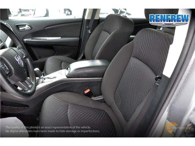 2016 Dodge Journey CVP/SE Plus (Stk: J216A) in Renfrew - Image 10 of 20