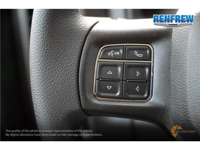 2019 RAM 1500 Classic ST (Stk: K095) in Renfrew - Image 19 of 20