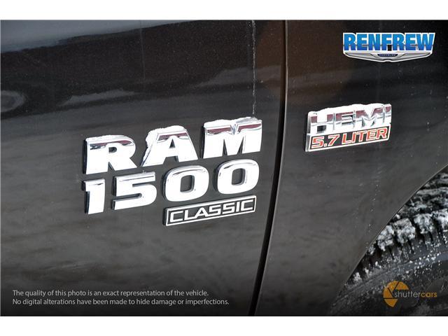 2019 RAM 1500 Classic ST (Stk: K100) in Renfrew - Image 7 of 20