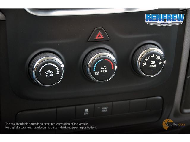 2019 RAM 1500 Classic ST (Stk: K100) in Renfrew - Image 16 of 20