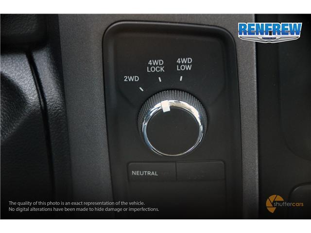 2019 RAM 1500 Classic ST (Stk: K100) in Renfrew - Image 17 of 20