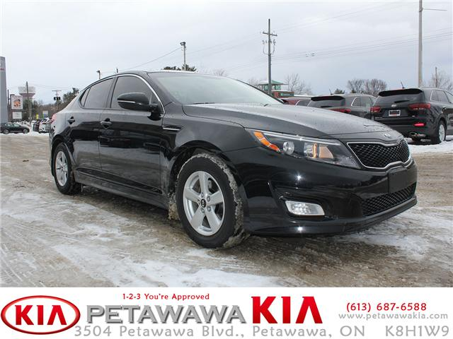 2015 Kia Optima LX (Stk: 19082-1) in Petawawa - Image 2 of 20
