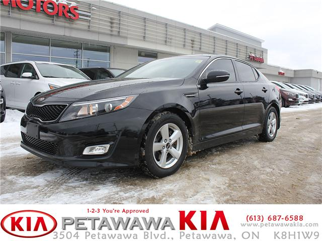 2015 Kia Optima LX (Stk: 19082-1) in Petawawa - Image 1 of 20