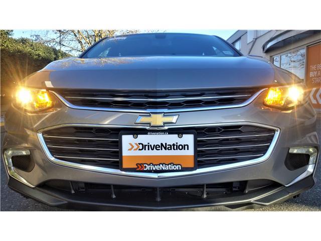 2018 Chevrolet Malibu LT (Stk: G0121) in Abbotsford - Image 2 of 22