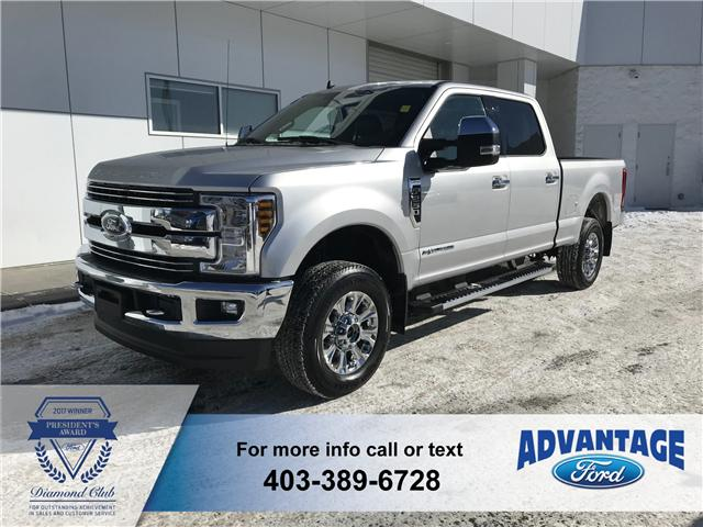 2019 Ford F-250 Lariat (Stk: J-1584A) in Calgary - Image 1 of 15