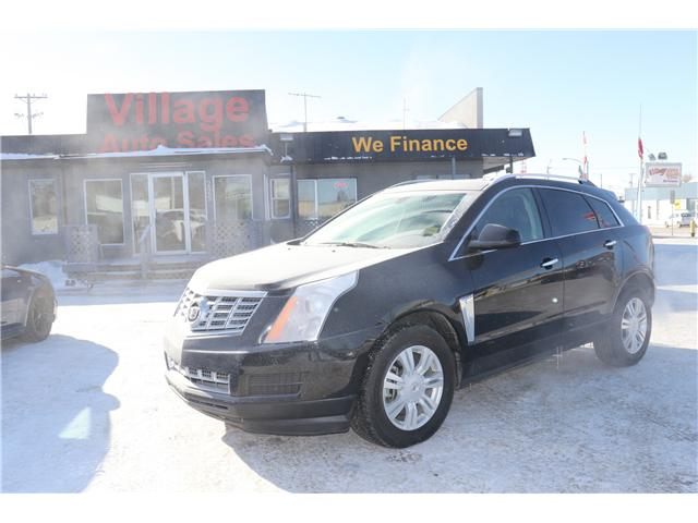 2016 Cadillac SRX Luxury Collection (Stk: P36167) in Saskatoon - Image 1 of 25