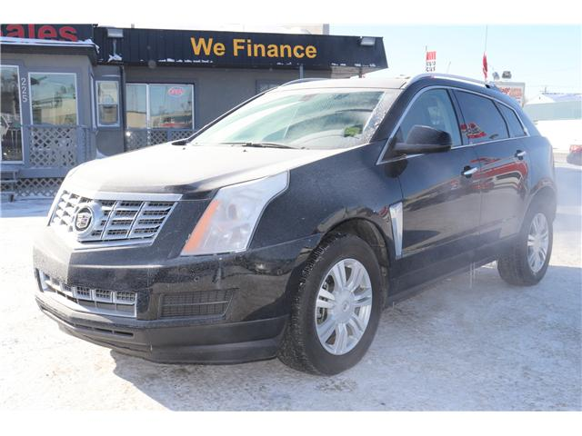 2016 Cadillac SRX Luxury Collection (Stk: P36167) in Saskatoon - Image 2 of 25