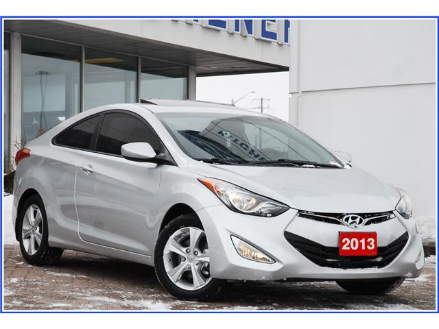 2013 Hyundai Elantra GLS (Stk: 146480A) in Kitchener - Image 2 of 16