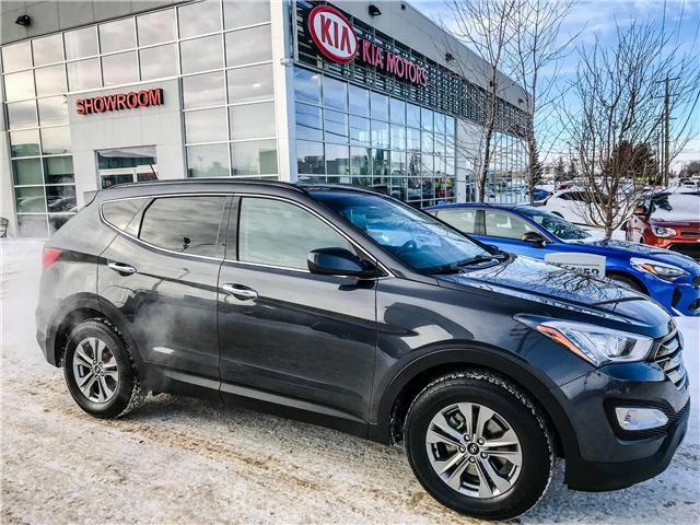 2016 Hyundai Santa Fe Sport 2.4 Premium (Stk: 21257B) in Edmonton - Image 1 of 20