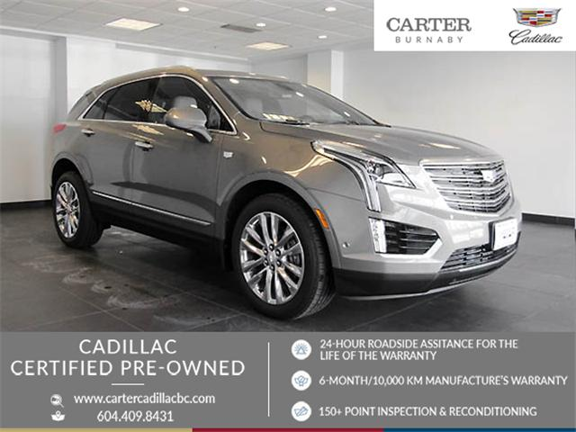 2019 Cadillac XT5 Premium Luxury (Stk: C9-12130) in Burnaby - Image 1 of 24