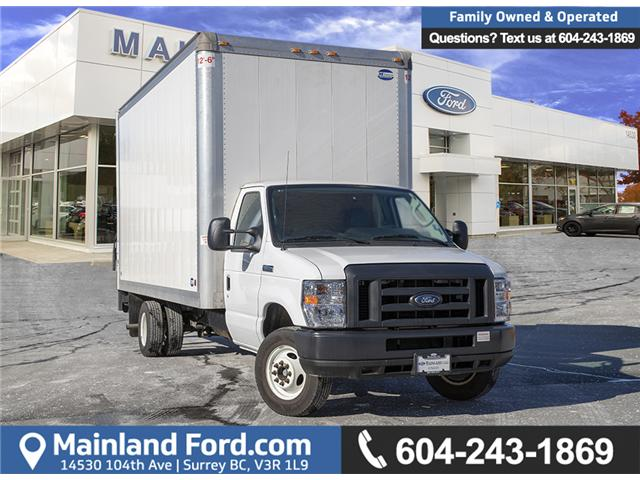 2018 Ford E-450 Cutaway Base (Stk: P10158) in Surrey - Image 1 of 19