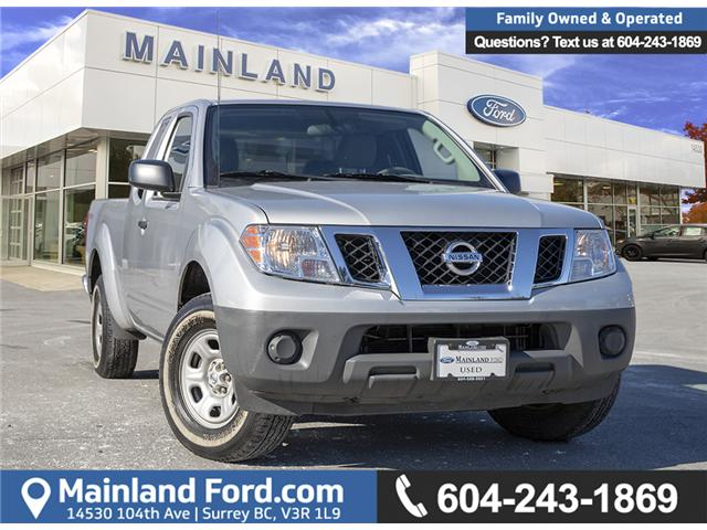 2014 Nissan Frontier S (Stk: 8F18025A) in Surrey - Image 1 of 22