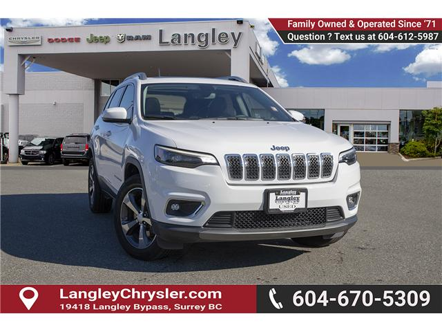 2019 Jeep Cherokee Limited (Stk: EE901170) in Surrey - Image 1 of 25