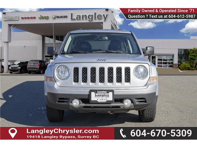 2012 Jeep Patriot Limited (Stk: EE900940) in Surrey - Image 2 of 24