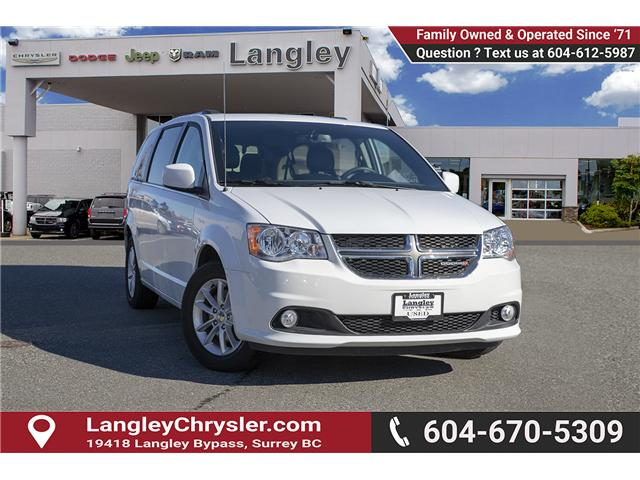 2018 Dodge Grand Caravan CVP/SXT (Stk: EE901210) in Surrey - Image 1 of 26