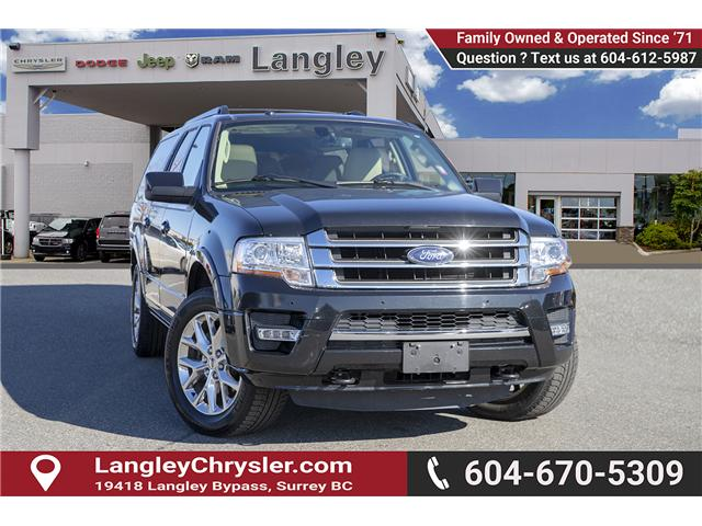 2015 Ford Expedition Max Limited (Stk: EE901260) in Surrey - Image 1 of 27