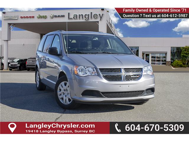2015 Dodge Grand Caravan SE/SXT (Stk: K616928A) in Surrey - Image 1 of 25