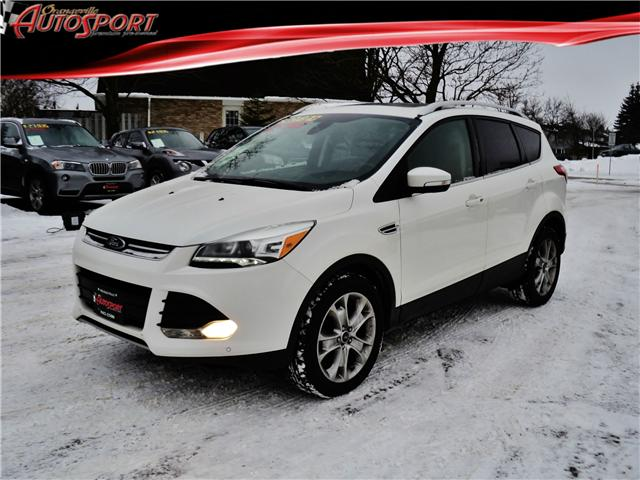 2015 Ford Escape Titanium (Stk: 1413) in Orangeville - Image 1 of 24